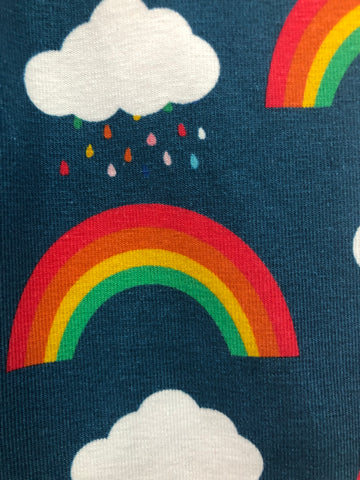 Rainbow Cloud Leggings by Tribe