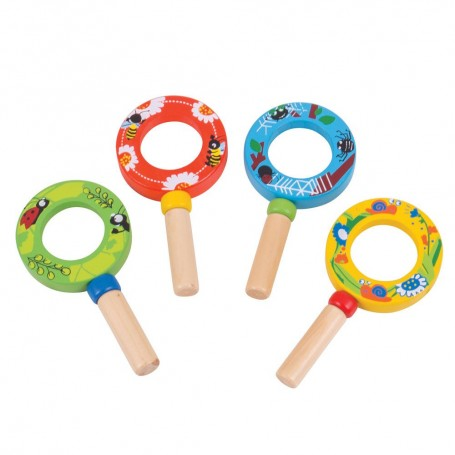 Mini Magnifiers from Bigjigs Toys