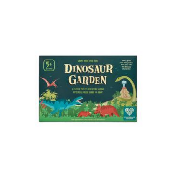 Grow Your Own Mini Dinosaur Garden from Clockwork Soldier