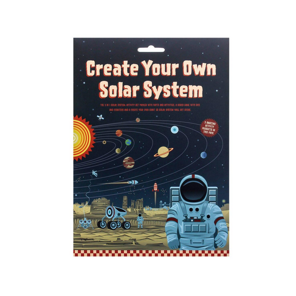 Create Your Own Solar System from Clockwork Soldier
