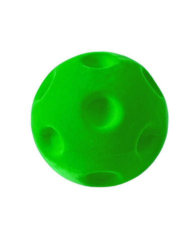 Green Crater Ball from Rubbabu