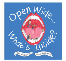 Open Wide...What's Inside? Book