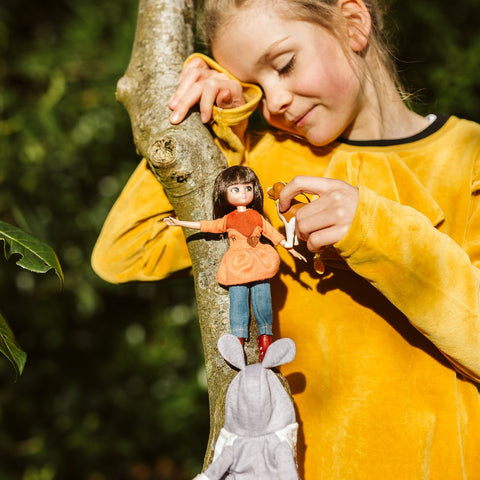 Lottie Doll - Walk in the Park