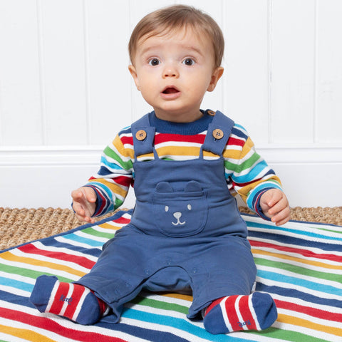 Teddy Dungarees from Kite