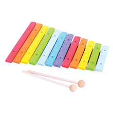 Load image into Gallery viewer, Bigjigs Toys Snazzy Xylophone