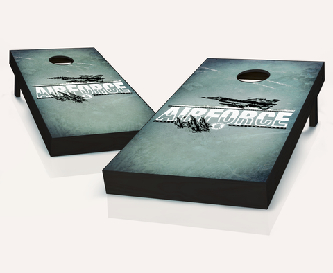 Custom Air Force Cornhole Boards
