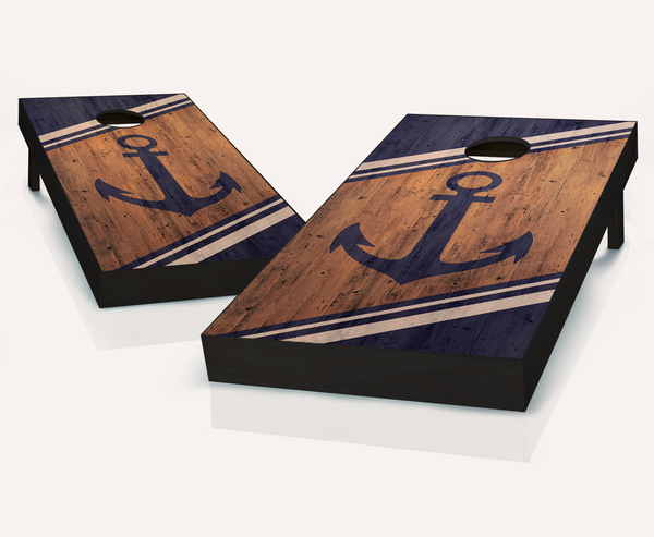 Anchor Cornhole Boards