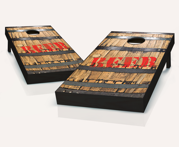 Beer Cornhole Boards