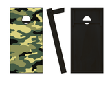 Camo Cornhole Boards