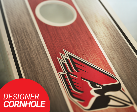 Ball State Cornhole Sports Boards
