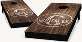 Distressed Custom Cornhole Boards
