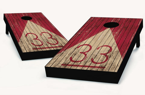 Ranch Brand Cornhole Boards