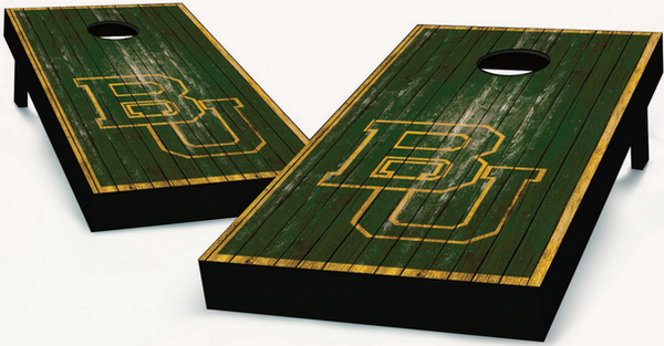 Baylor Cornhole Boards