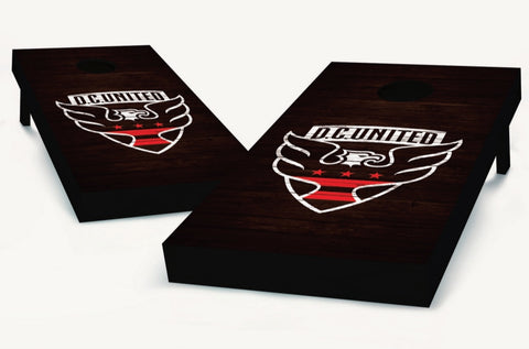 DC United Cornhole Boards