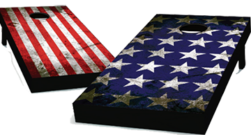 American Pride We have a big selection of flag designs to show off your American spirit! Shop now!