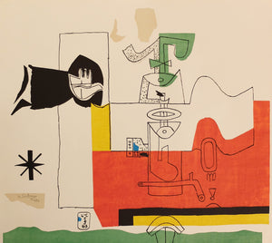 Le Corbusier - Gallery TEN - Original Print