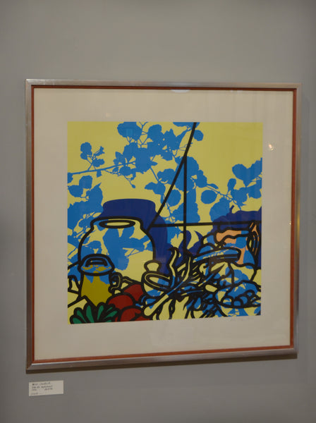 Patrick Caulfield - Still Life - Gallery TEN - Modern Art Gallery
