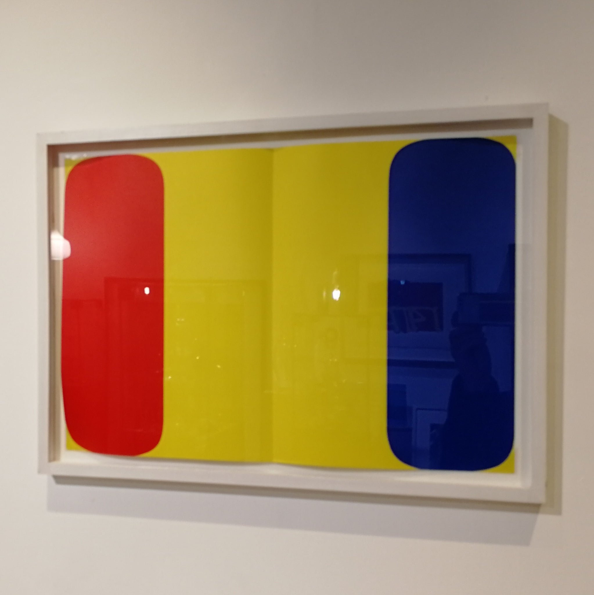 Ellsworth Kelly - Red, Blue,Yellow - Gallery Ten