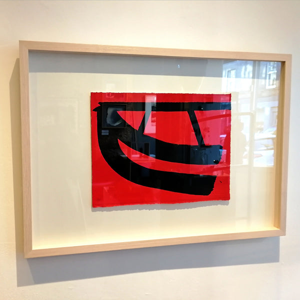 June - Wilhelmina Barns-Graham - screenprint - Original Prints - Gallery TEN - Modern Art Gallery - St Ives Group