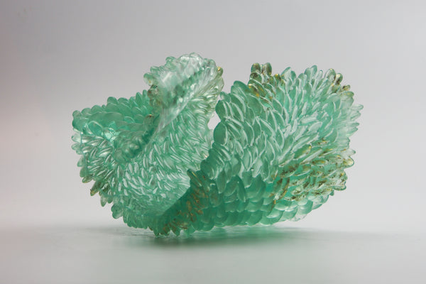 Nina Casson-Mcgarva - Lichen - Gallery Ten - Art Glass - Studio Glass