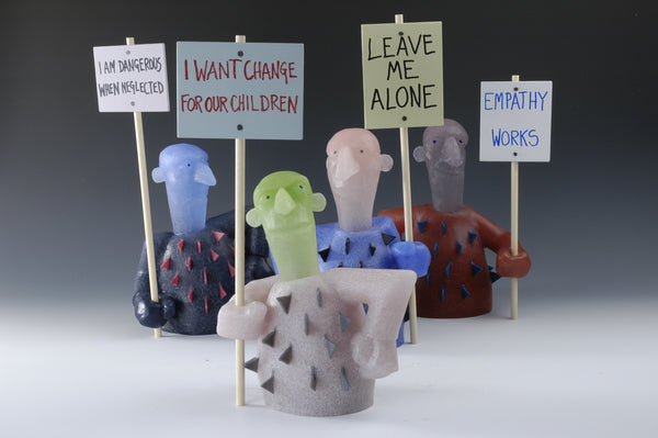 David Reekie - The Protesters IV