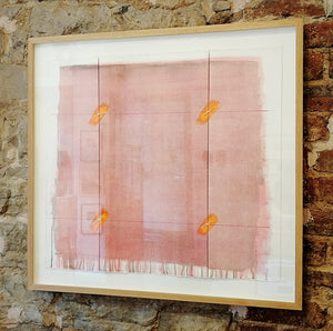 Richard Smith - Four Knots - Gallery Ten - Original Print - etching