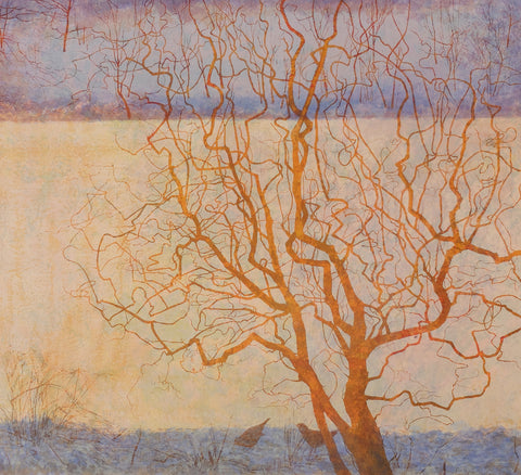 Victoria Crowe - Winter Trees - Gallery Ten