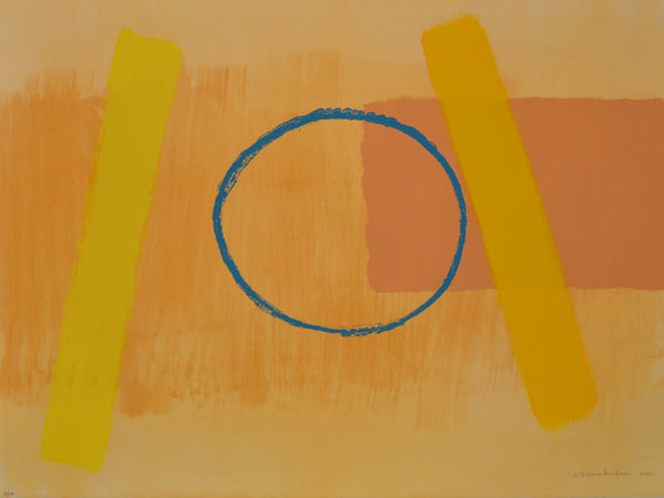 Wilhelmina Barns-Graham - Sunghrie I - Gallery TEN - Original Print  - Modern British Prints - St Ives Group