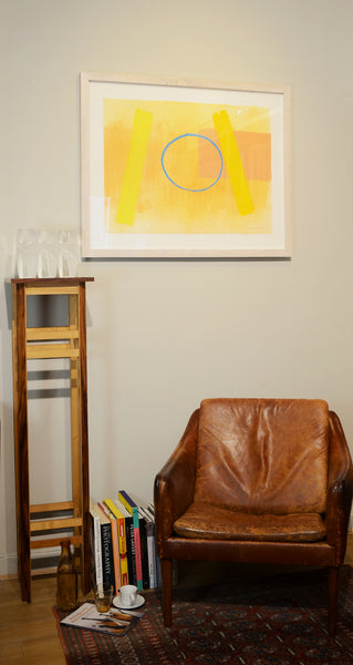 Wilhelmina Barns-Graham - Time Series - Gallery TEN - Screenprint - Modern Prints