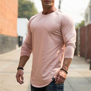 Built For This Long Sleeves T Shirt| S-2XL