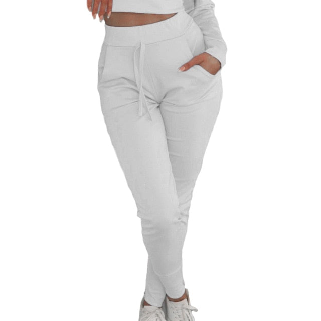 Women Solid Joggers S-XL