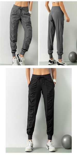 Drawstring Casual to Training Joggers Sizes S-2XL