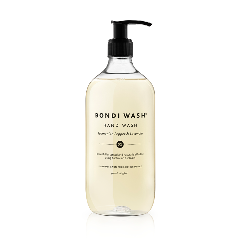 BONDI WASH Lemon Tea Tree & Mandarin Hand Wash 500ml