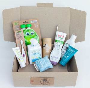 Toddler Essentials Hamper