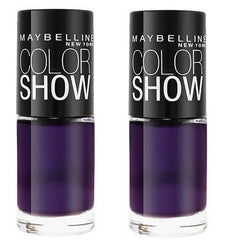 Maybelline Colorshow Nail Polish, 280 Plum Paradise Choose Your Pack, Nail Polish, Maybelline, reddonut.com