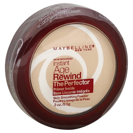 Maybelline Instant Age Rewind The Perfector Powder, 10 Fair Choose Pack, Foundation, Maybelline, reddonut.com