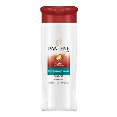 PANTENE SHA COLOR PRESV SMOOTH Size: 12.6 OZ By Pantene, Body Lotions & Moisturizers, Pantene, reddonut.com