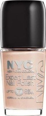Nyc New York Color Expert Last Nail Polish, Nail Polish, NYC, reddonut.com