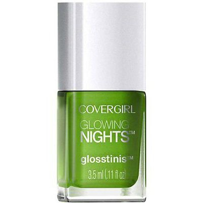 Covergirl Glowing Nights Glosstinis Nail Gloss, 720 Glow All Nite, Nail Polish, CoverGirl, reddonut.com
