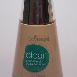 Details About  COVERGIRL CLEAN SENSITIVE SKIN MAKEUP #265 TAWNY - reddonut.com