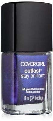 Covergirl Outlast Stay Brilliant Nail Gloss, Eternal Oceans 305 - reddonut.com