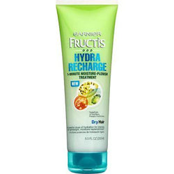 Garnier Fructis Moisture-Plenish Treatment, 1-Minute, Dry Hair, 6pk