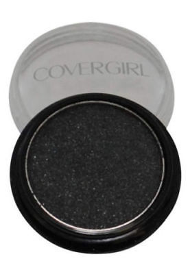 (2 Pack) Covergirl Eye Shadow, 300 Flamed Out Shadow Pot, Molten Black