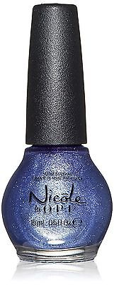 Nicole By Opi Nail Lacquer #blue Berry Sweet On You__Nicole By OPI