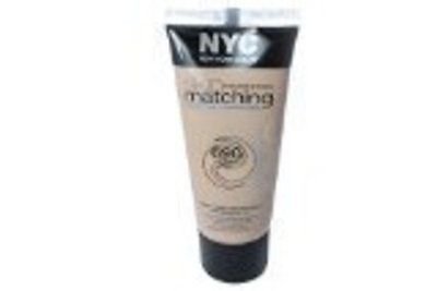 N.Y.C. NYC SKIN MATCHING FOUNDATION - HONEY FAIT (690), Other Skin Care, NYC, reddonut.com