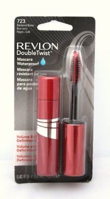 Revlon Double Twist Mascara Waterproof 723 Blackened Brown By Revlon, Mascara, Revlon, reddonut.com