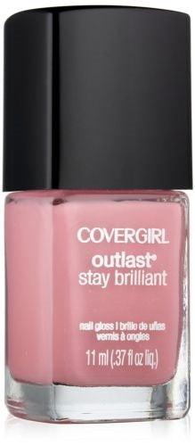 Covergirl Outlast Stay Brilliant Nail Polish, 160 Everbloom Choose Your Pack, Nail Polish, reddonut, reddonut.com