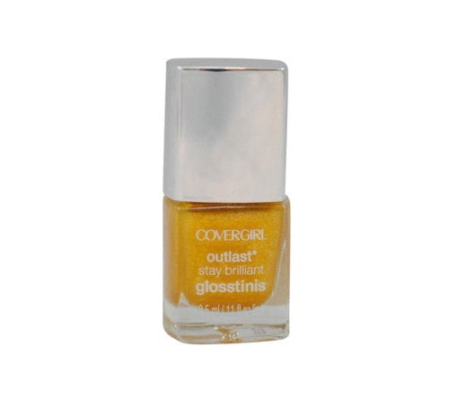 Covergirl Outlast Glosstini Nail Polish 600 Sulfur Blaze Choose Pack, Nail Polish, CoverGirl, reddonut.com