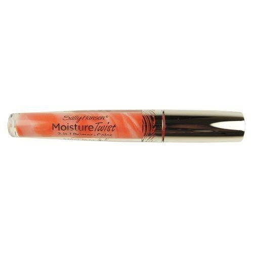 Sally Hansen Moisture Twist 2in1 Primer + Color, 25 Peach Smoothie CHOOSE PACK, Lip Gloss, reddonut, reddonut.com
