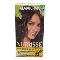 Garnier Nutrisse Ultra Color Nourishing Color Creme, CHOOSE YOUR COLOR, Hair Color, Garnier, reddonut.com